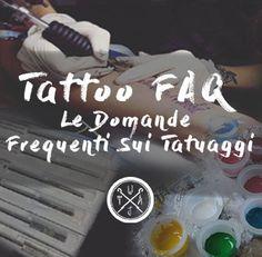 Per festeggiare le nostre 2000+ visite giornaliere sul nostro sito, abbiamo deciso di aprire una nuova sezione sulle Domande Frequenti sui Tatuaggi. In questa sezione risponderemo alle domande più comuni e potrete farcene di nuove!  #tatuaggi #domandetatuaggi #tattoo #tattoofaq #faqtatuaggi #domandesuitatuaggi #domande