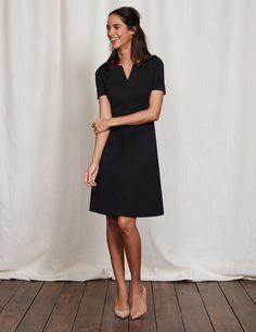 Carolyn Ponte Dress