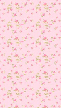 Pink Floral iPhone Wallpaper