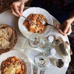 Lunch at Salumeria Lamuri   Berlin (by Jessica Jungbauer)