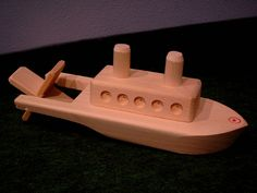 Beautiful, non-toxic wooden paddle boat artisan toy with paddle-assembly, cabin with portholes and two smoke stacks This retro toy inspires fun adventures and imagin Natural Baby, Natural Kids, Wooden Paddle, Paddle Boat, Retro Toys, Amazing Adventures, Baby Registry, Organic Baby, Childcare