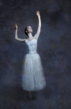 A Basking in the Mystery of Lightballerina tutu by SpokeninRed