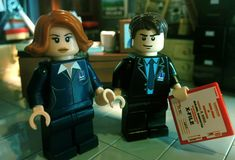 I want to believe Lego will make this X-Files set real (Update: Nope)