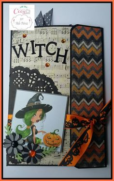 "MINI ÁLBUM ""WITCH"""