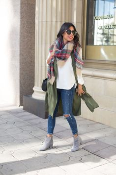 f6732a7239fa3 48 Best Gray Booties Outfits images in 2018 | Booties outfit ...