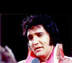 {*Elvis Gorgeous as usual :) in the 70's*}