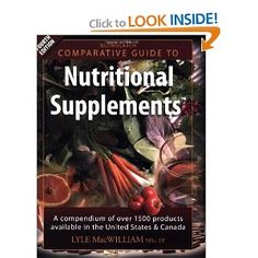 NutriSearch Comparative Guide to Nutritional Supplements (Professional Version) [Paperback]