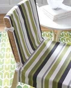 DIY: Dining Chair Upholstery DIY Chair Slipcovers DIY Home DIY Furniture