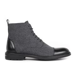 Meet the Jack Boot in Grey. We just released this boot (along with a few other styles) at a special pre-order price. Extremely limited quantities available to get the special discounted price for pre-order. Handcrafted in Spain and made of the highest quality Italian leather. Order at www.taftclothing.com. Worldwide shipping available.