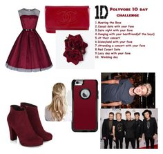 """""""1D POLYVORE CHALLANGE #8"""" by candygirl156 ❤ liked on Polyvore featuring Chanel and OtterBox"""