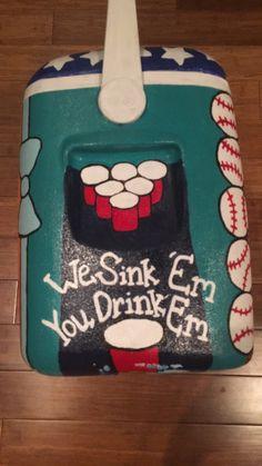 Fraternity Coolers, Drinks, Cake, Desserts, Food, Drinking, Tailgate Desserts, Beverages, Deserts