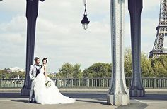 The perfect ceremony for a wonderful elopement in Paris. Wedding Paris realizes your fairy tale elopement in Paris : the city of l'AMOUR….