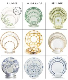 Savvy Home: Looking For: Fine China
