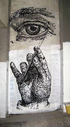 Lucamaleonte, Rome - unurth | street art