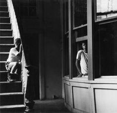 Untitled, 1962, gelatin-silver print - Ralph Eugene Meatyard
