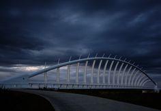 Te Rewa Rewa Bridge,