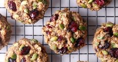 These cookies are jam-packed with nutritious and healthy ingredients. Free of gluten, dairy, & refined sugar, and also vegan friendly!