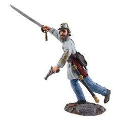 BR31247 -- Confederate Colonel William Oates, 15th Alabama - 1 Piece Set