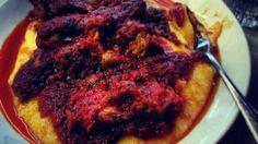 Brasato di costine e Amarone! La ricetta del giorno viene dal Canada, dove un grande chef italiano tiene alto il tricolore! http://winedharma.com/it/dharmag/marzo-2014/brasato-di-costine-di-manzo-con-verdure-dell-ontario-ricetta-del-ristorante-sotto