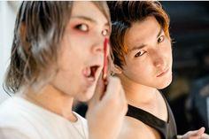 Tatsu and Kazu