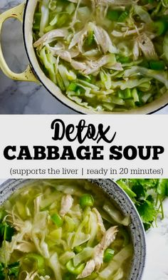 Detox cabbage soup is an effortless solution to give your liver a little take pleasure in. Just a fe Detox cabbage soup is an effortless solution to give your liver a little take pleasure in. Just a fe Gwen […] soup cabbage healthy Paleo Menu, Paleo Recipes, Paleo Diet, Cleanse Recipes, Easy Recipes, Paleo Soup, Diet Soup Recipes, Healthy Menu, Easy Meals
