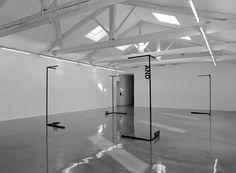 EXPOSITION / Prendre position : l'art de Peter Downsbrough