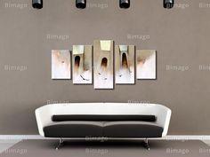 Eines der beliebtesten Wandbilder: Freiheit. Auf Leinwand schon ab 74€