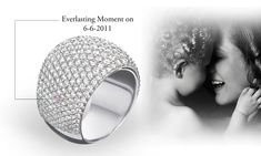 Mother's day! Immortalize your Everlasting Moment in the Calendar Yearring of the Everlasting Moment Collection. #motherslove #EverlastingMoments ❤️
