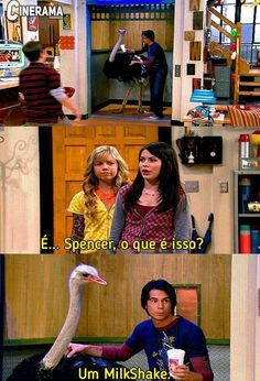 Icarly, Babies And Tv, Rap, Memes Status, Tv Show Quotes, Girl Meets World, Cartoon Network Adventure Time, Aesthetic Images, Series Movies