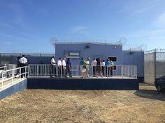 New Prisoner Detention Center opens Police Station, Prisoner, Life