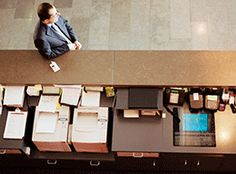 Maximizing front desk efficiency | Hotel Management