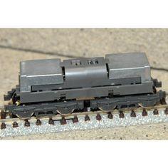 トミーテック|(N) TM-ED02 鉄コレ動力ユニット 電気機関車用(車輪径8.2mm)|TM-ED02 ドウリョク デンキ