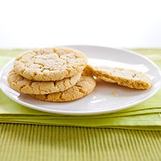 Chewy Chai-Spice Sugar Cookies by ATK (cardamom substitute: even parts of ginger + cinnamon)