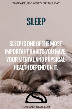 Most people do not get enough sleep. While our lives can be demanding, sleep…
