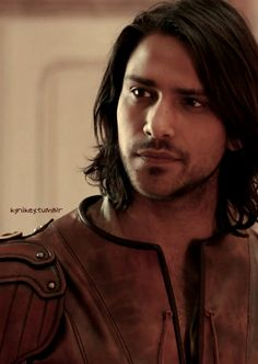 D'Artagnan (Luke Pasqualino). The Musketeers.