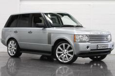 Range Rover Vogue 3.6 TDV8 Auto