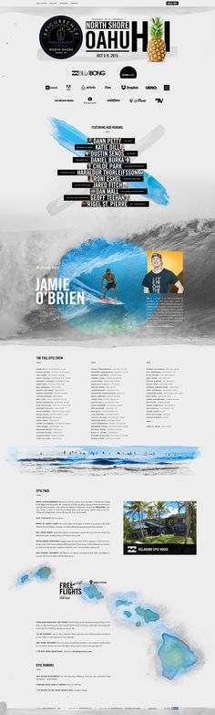 Epicurrence No.2 Official Roster by Dann Petty