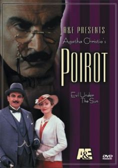 Loose myself in the Art Deco and mystery of agatha Christie's poirot... My favorite old tv show. #treatyourself #shopkick