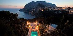 Capri, Italy: Hotel Villa Brunella