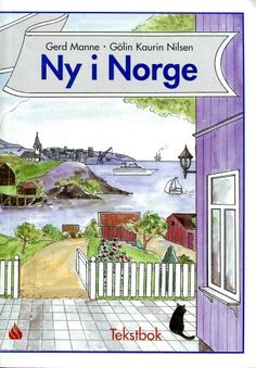 Looking to learn how to speak Norwegian? One authors look at the books which helped him to master this language well enough to live and work in the country. Image: Ny I Norge Book