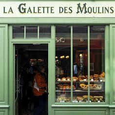 France - Paris - Montmartre - La Galette des Moulins sq v3 | Flickr - Photo Sharing!