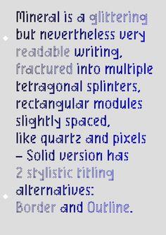 Mineral | Slanted - Typo Weblog und Magazin