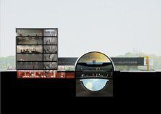 Gallery of Museumplein Limburg Kerkrade / Shift Architecture Urbanism - 36
