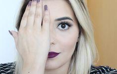 Amorees acabei de postar vídeo novo no canal!! O Poder da Maquiagem!!! Amei gravar esse vídeo!! Maquiei um lado e deixei o outro sem make e fiquei chocadaaaaa!! Maquiagem é vidaaa!!Vem ver { link na bio } #makeup #mua #maquiagem #motd