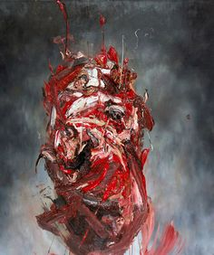 Antony Micallef - Antony Micallef is a British artist. Widely recognised as one of the finest painters in contemporary art today. Surreal Artwork, Identity Art, Portraits, Horror Art, Painting Inspiration, Art Inspo, Dark Art, Cool Art, Concept Art