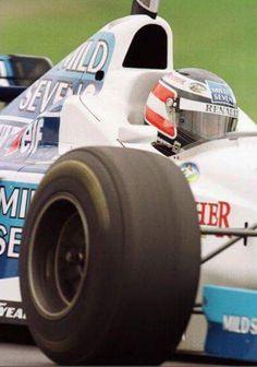 Gerhard Berger - Benetton Renault