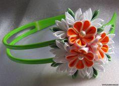 Beautiful kanzashi by Nairsa