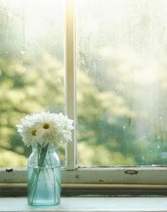 """""""And the rain drops kept falling like the sweetest music leaving tears on the glass, which is what music does to me most of the time but silence too. and rain.""""  ― Charlotte Eriksson"""