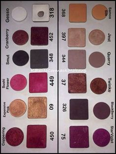 Inglot vs mac dupes