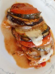 Ratatouille. – Lorelley.blog Ratatouille, Cooking Recipes, Breakfast, Ethnic Recipes, Blog, Kitchens, Salads, Morning Coffee, Chef Recipes